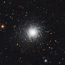 M13 ammasso globulare in Hercules,                                Giuseppe Nicosia