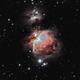 M42 Orion Nebula,                                Kevin Fordham