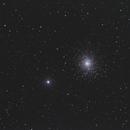 M5 Globular Cluster in Seprpens,                                OrionRider
