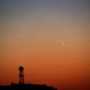 Comet PANSTARRS,                                Jeremy Seals