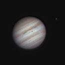 Jupiter grs Europa and shadow,                                Theodore Arampatz...