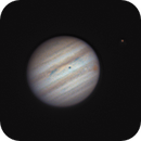 Jupiter grs Europa and shadow,                                Theodore Arampatzoglou