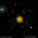 ngc5850  ngc5846 ngc5845  galassie nel cetus,                                Carlo Colombo