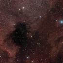 The North American Nebula,                                mads0100
