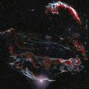 Cygnus Loop,                                Glenn C Newell