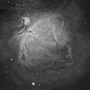 M42 - Orion Nebula Ha,                                Mike Hislope