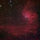 IC 405 - Flaming Star Nebula,                                Alan Coffelt