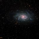 Triangulum Galaxy,                                Matt Harbison