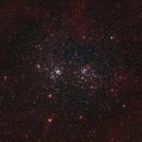Double Cluster in Perseus,                                Fritz