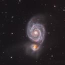 M51 LHaRGB,                                Deep Sky West (Lloyd)
