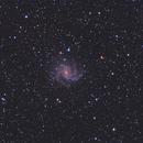 Fireworks Galaxy,                                Mark Kuehner