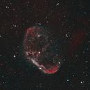 NGC 6888 Crescent Nebula HOS,                                David Newbury
