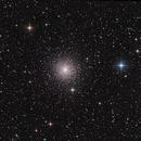 M15  globular cluster 2016 + 2018,                                antares47110815