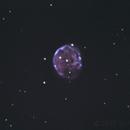 NGC246 - planetary nebula in Cetus,                                Yuriy Mazur