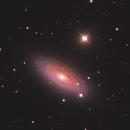 NGC 2841, croop,                                Ola Skarpen SkyEyE