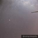 Night with stars,                                Rodrigo Kampos