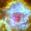 Rosette Nebular NGC 2244,                                stargazerheide