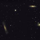 Leo Triplet, M65, M66 and NGC 3628,                                osirisra