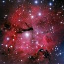 GUM 15 - Star forming region,                                Yovin Yahathugoda