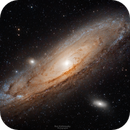 Andromeda Galaxy - M31,                                ronkishe