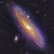 Andromeda Galaxy, M31,                                Dimitri Goderdzis...