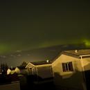 Backyard Northern Lights,                                Karl
