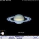 Saturn 2012-03-07 - 07:00.1UTC,                                Michael A. Phillips