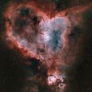 Heart Nebula RASA/2600/NBZ,                                WAskywatcher