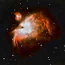 The Orion nebula,                                Mostafa Metwally
