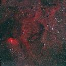 """Sh2-101 """"Tulip Nebula"""",                                Poochpa"""