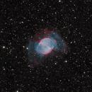m27 (Dumbbell planetary nebula) HO_HOO,                                *philippe Gilberton