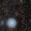 IC63 Nebula in Cassiopeia,                                Juan P. Ramón