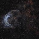 Smile, it's NGC 3199,                                capella_ben