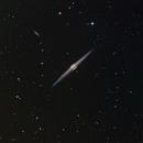 NGC4565,                                Peter Williamson