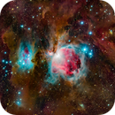 The Great Nebula in Orion,                                Art Morrison
