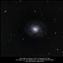 NGC 3486 in Leo minor,                                Rauno Päivinen