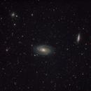 M81 & M82,                                Aaron Hakala