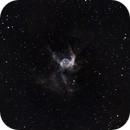 Thor's Helmet Nebula,                                monsak