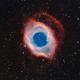 NGC7293 - Helix Nebula   (HaRGB),                                Thomas Westphal