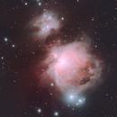 M42 Orion Nebula,                                John Massey
