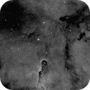 IC 1396 5.6 in H-alpha,                                Greg Watkins