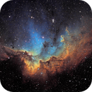 Wizard Nebula - NGC7380,                                Thomas Richter