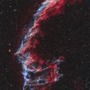 NGC 6992 - Eastern Veil Nebula,                                Victor Van Puyenb...