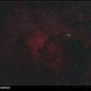 NGC7000 reloaded,                                bucc