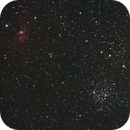 M52 and NGC 7635,                                PhotonCollector