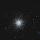 Globular Cluster M13,                                Simon Schweizer