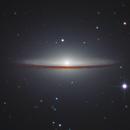 Sombrero Galaxy,                                Kevin Morefield