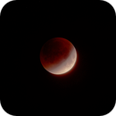 Moon eclipse 28 spetember 2015 HDR from France,                                Lionel