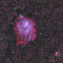 M8 Lagoon nebula,                                Ivan Bosnar