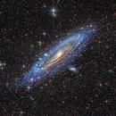 Andromeda Galaxy,                                Alessandro Merga